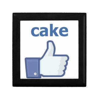 LIKE cake Gift Box