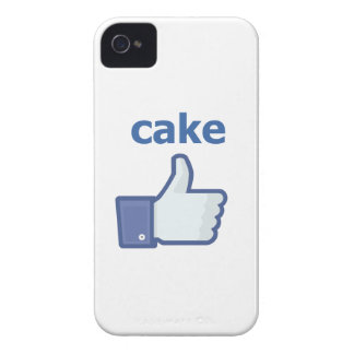 LIKE cake iPhone 4 Cover