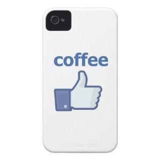 LIKE coffee Case-Mate iPhone 4 Case