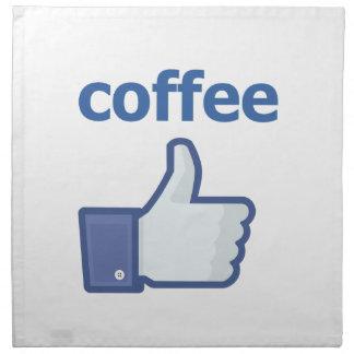 LIKE coffee Napkin