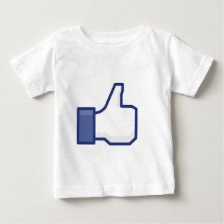 Like Hand Baby T-Shirt