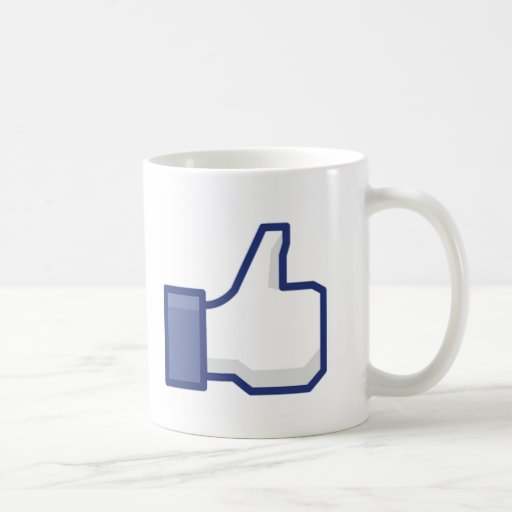 Like Hand Coffee Mugs