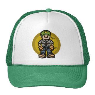 like husk on corn. cap