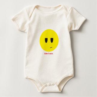 like I care Baby Bodysuit