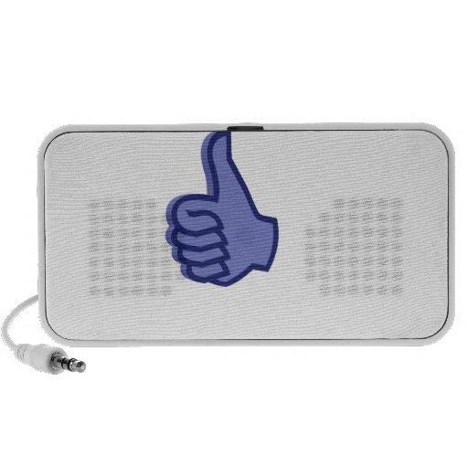 Like Logo Travel Speaker