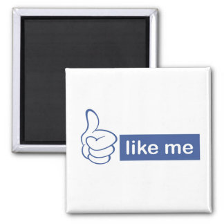 like me - thumbs up magnet