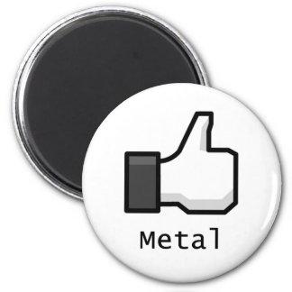 Like Metal Magnet