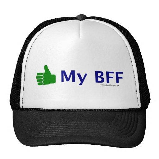 Like My BFF!! Trucker Hat