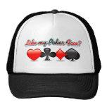 Like my Poker Face? Hats