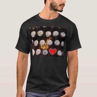 like on old typewriter T-Shirt