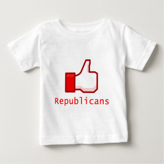 Like Republicans Baby T-Shirt