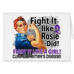 Like Rosie Did Alzheimer's Cards