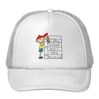 Like School Love Recess Mesh Hat