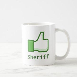 Like Sheriff Coffee Mug