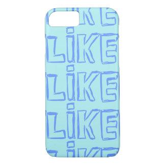 Like subtitles iPhone 8/7 case