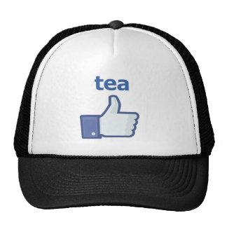 LIKE tea Cap