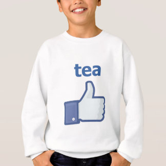 LIKE tea Sweatshirt