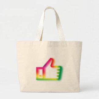 Like this ! large tote bag