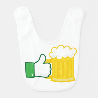 Like to beer bib