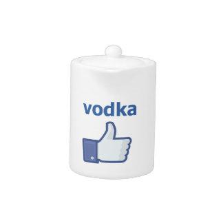 LIKE vodka