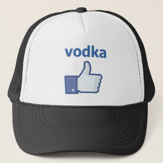 LIKE vodka Trucker Hat