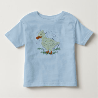 Like water off a duck's back toddler T-Shirt