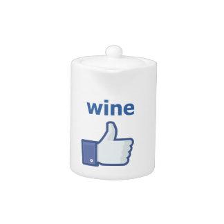 LIKE wine