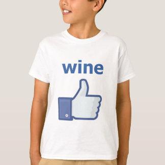 LIKE wine T-Shirt