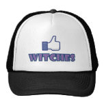 LIKE WITCHES TRUCKER HATS