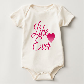 LikeEver.png Baby Bodysuits