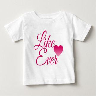 LikeEver.png Tshirts
