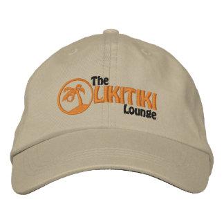 Liki Tiki Lounge Baseball Cap