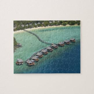 Likuliku Lagoon Resort, Malolo Island, Fiji Jigsaw Puzzle