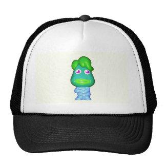 Lil Alien dude in Beat Boy Stance Cap