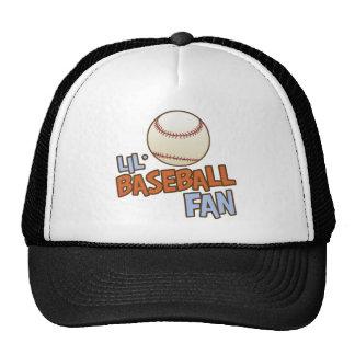 Lil' Babseball Fan Mesh Hats