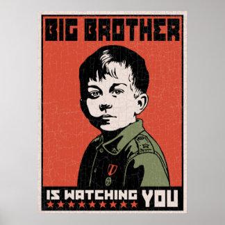 Li'l Big Brother Print