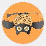 Lil' Bit Batty Stickers