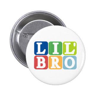 Lil bro button