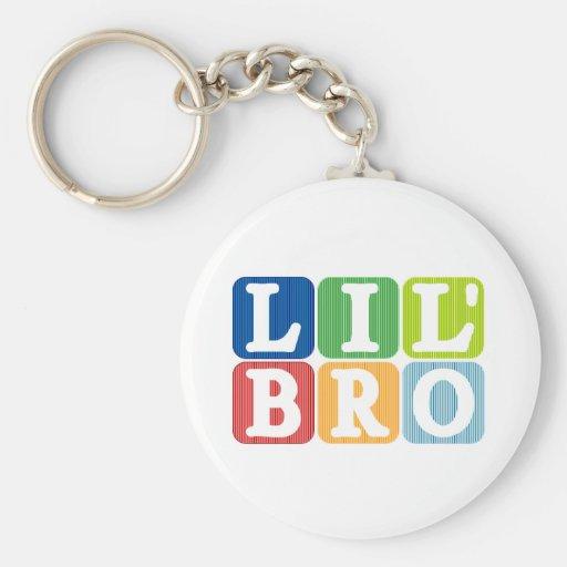 Lil bro keychains
