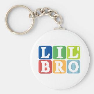 Lil bro keychain