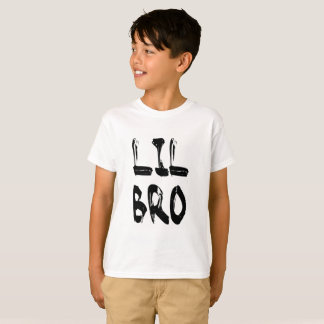Lil Bro Monochrome Tee