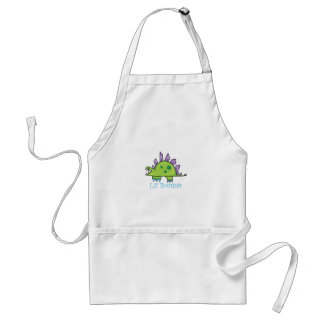 Lil Brother Adult Apron