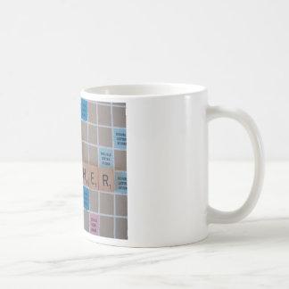 lil brother basic white mug
