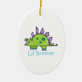 Lil Brother Christmas Tree Ornament