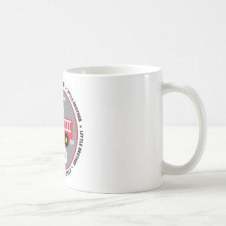 Lil Brother Fire truck Coffee Mug