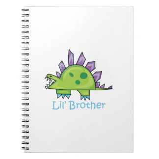 Lil Brother Spiral Note Book