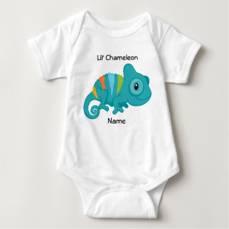 Lil' Chameleon Baby Jersey Bodysuit