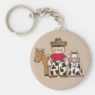 Lil Cowboy Key Chains