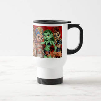 Lil Creatures of the Night Travel Mug