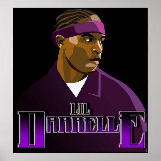 Lil Darrelle Poster